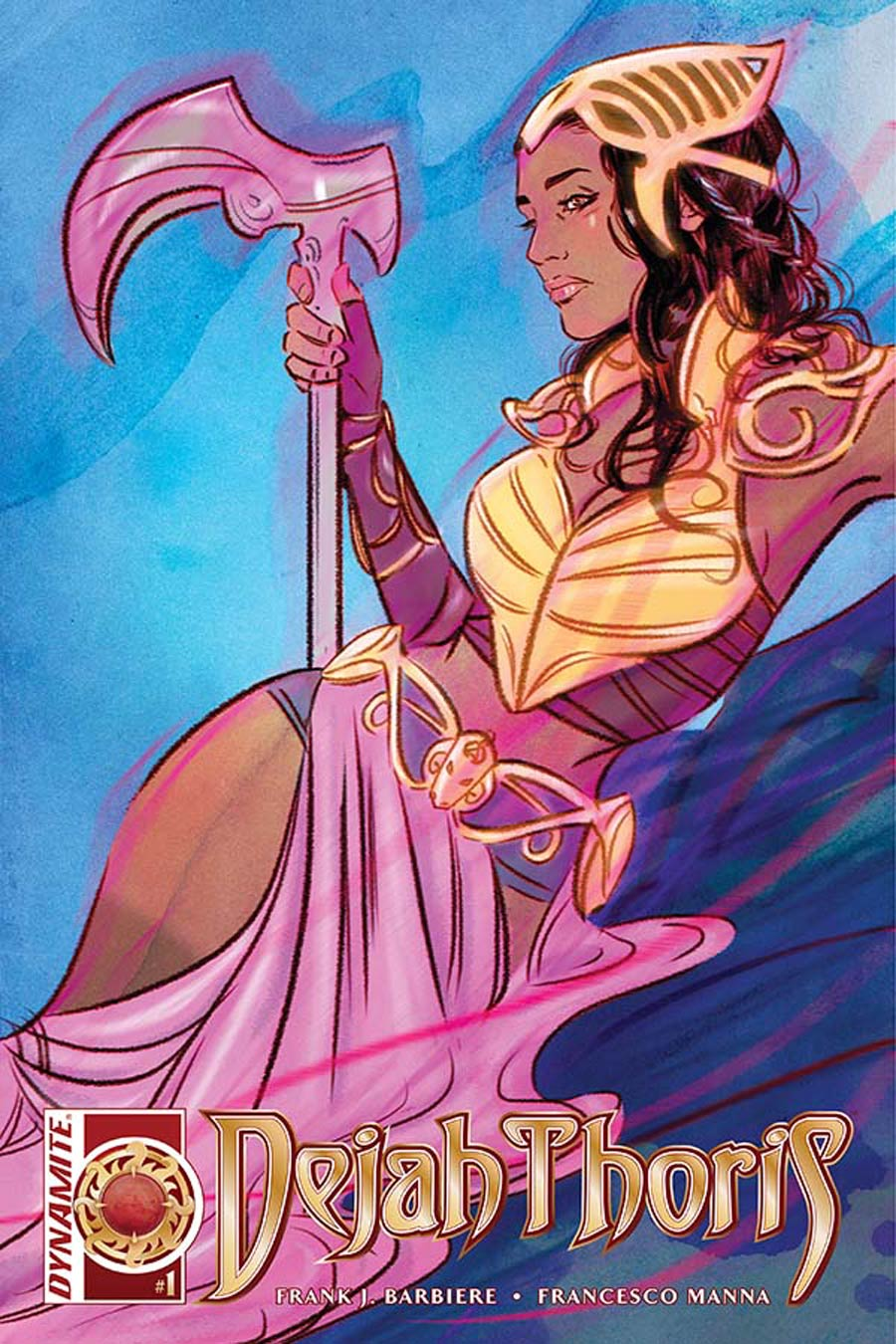 Dejah Thoris #1 Cover F Variant Tula Lotay Cover