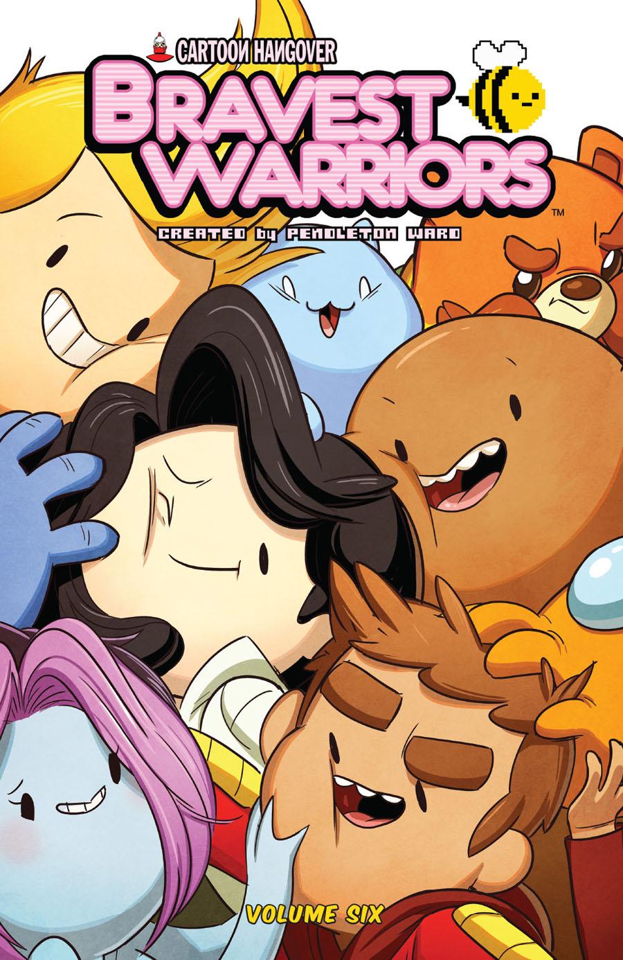 Bravest Warriors Vol 6 TP