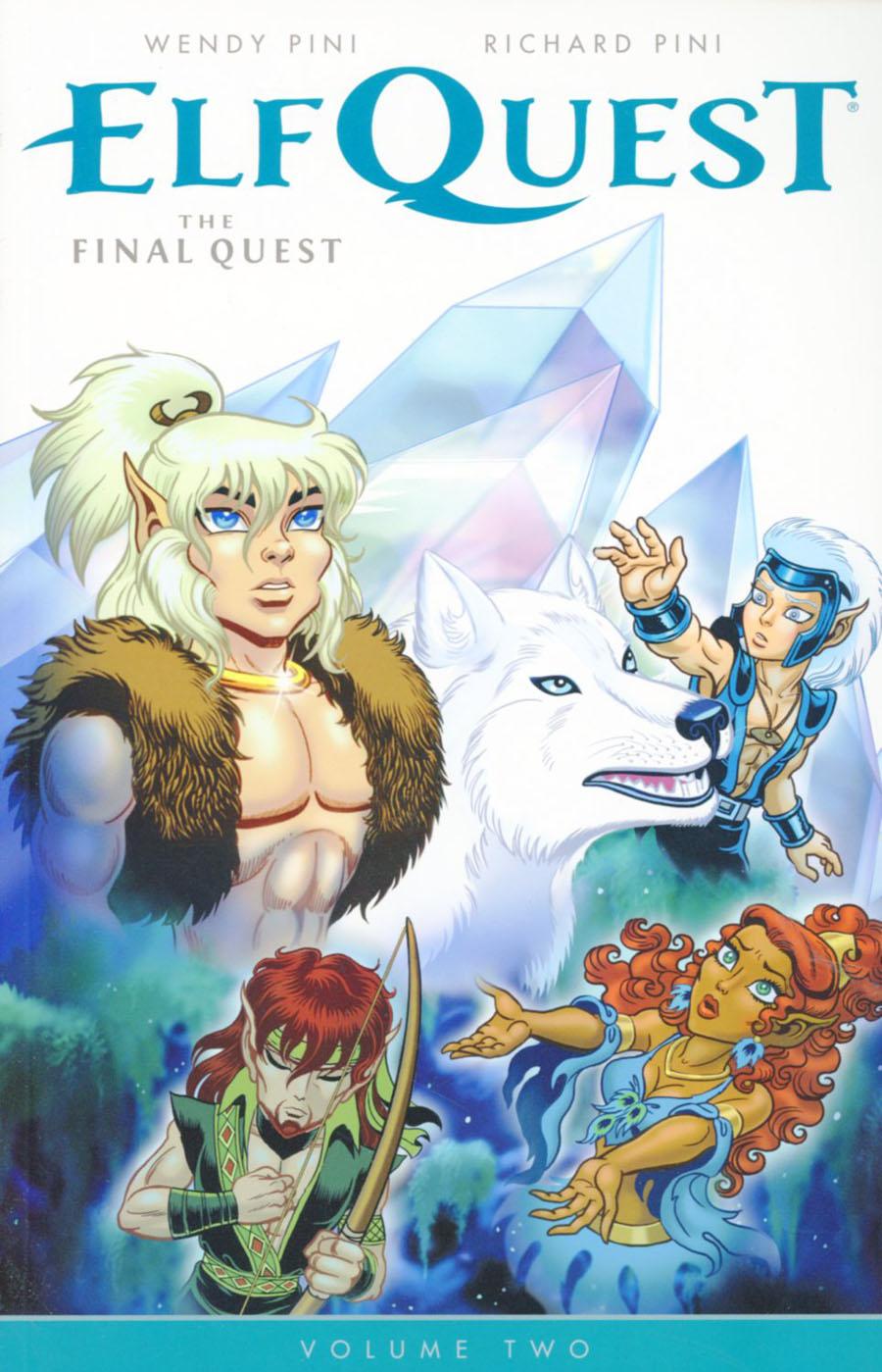 Elfquest Final Quest Vol 2 TP