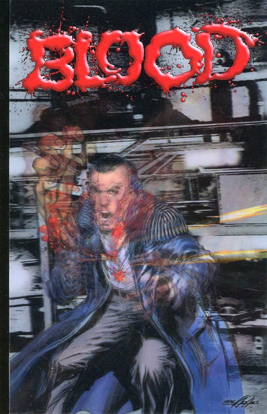 Neal Adams Blood Vol 1 TP