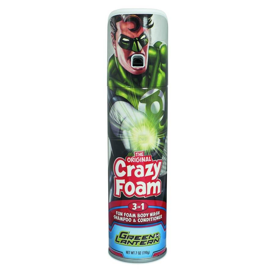 Justice League Crazy Foam - Green Lantern