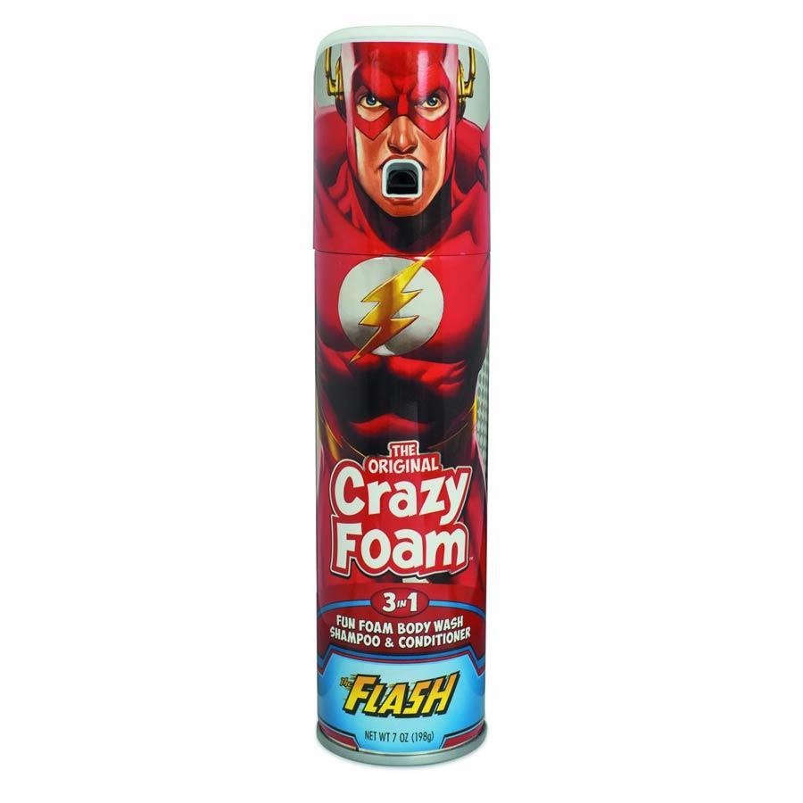 Justice League Crazy Foam - Flash