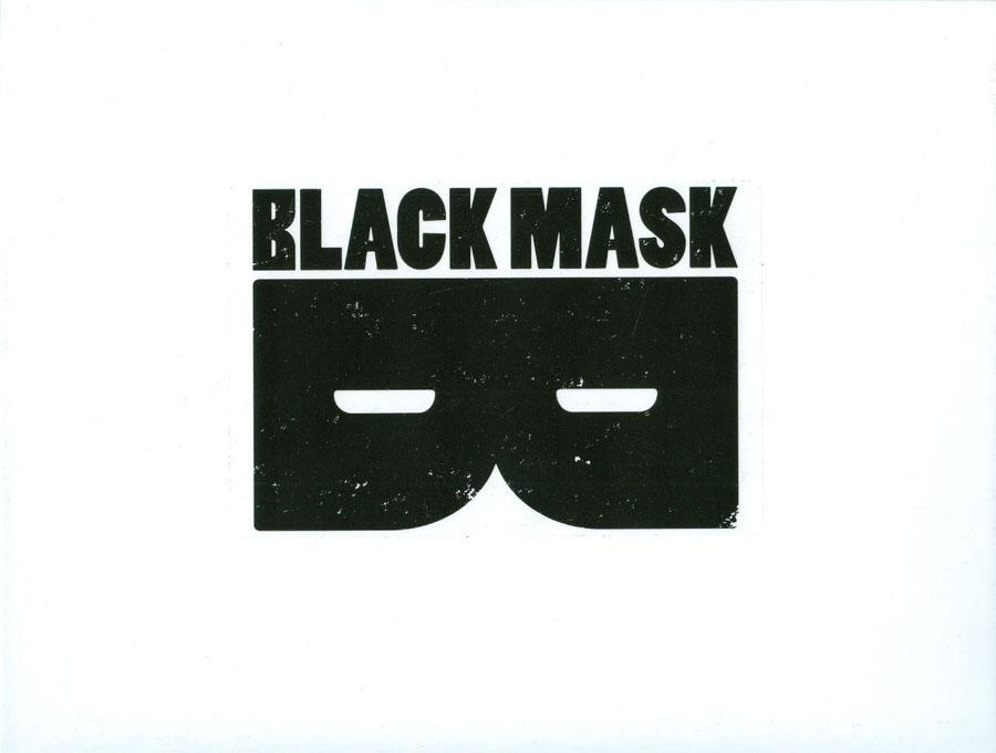 LCSD 2015 Black Mask Secret Box Set