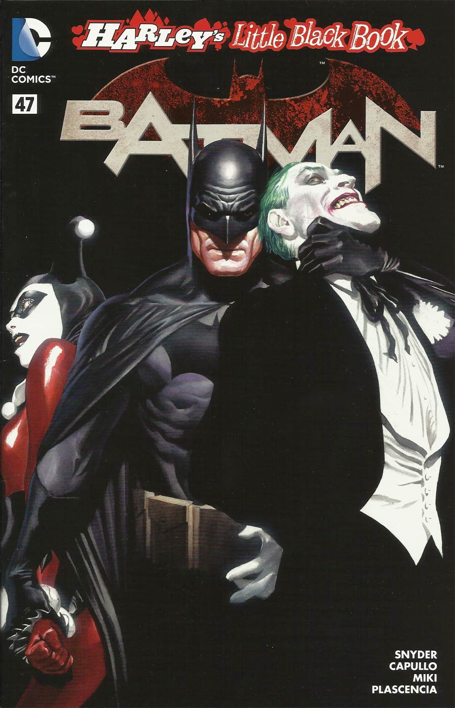 Batman Vol 2 #47 Cover C Variant Alex Ross Harley Quinn Cover Without Polybag Color