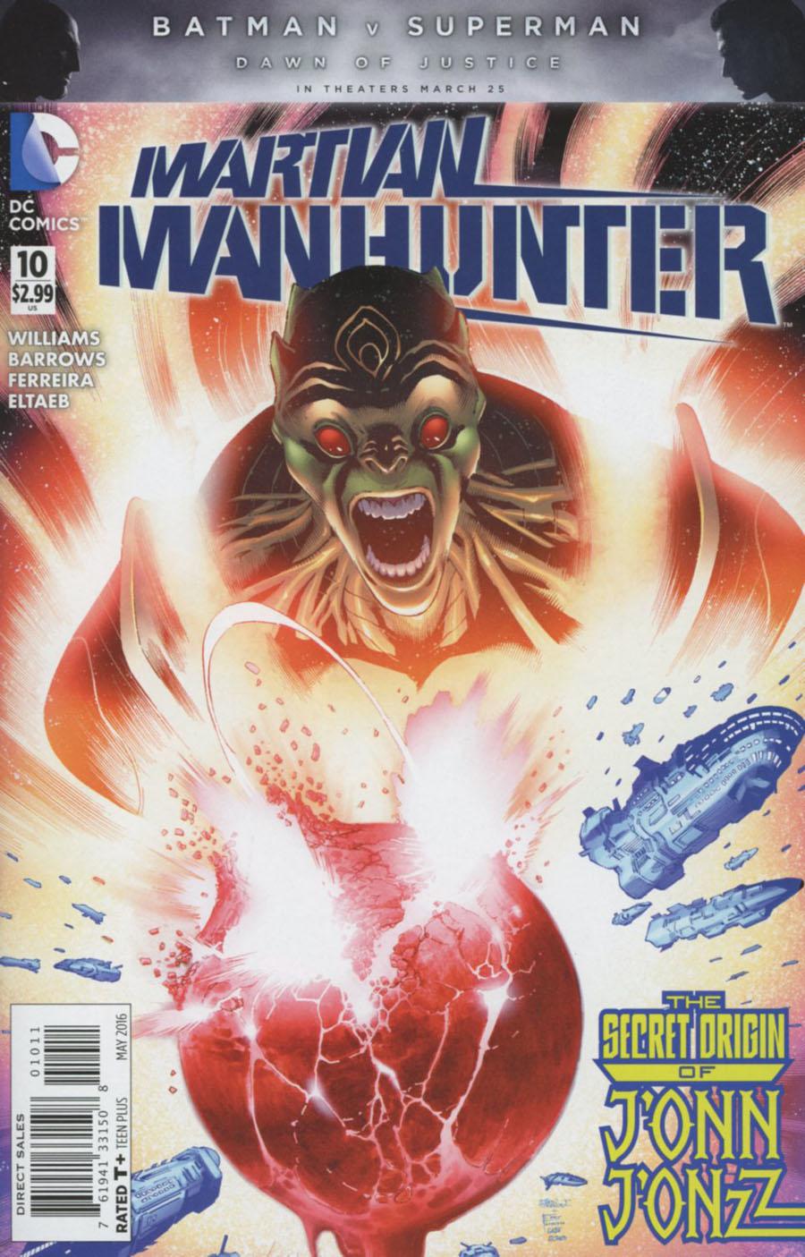 Martian Manhunter Vol 4 #10