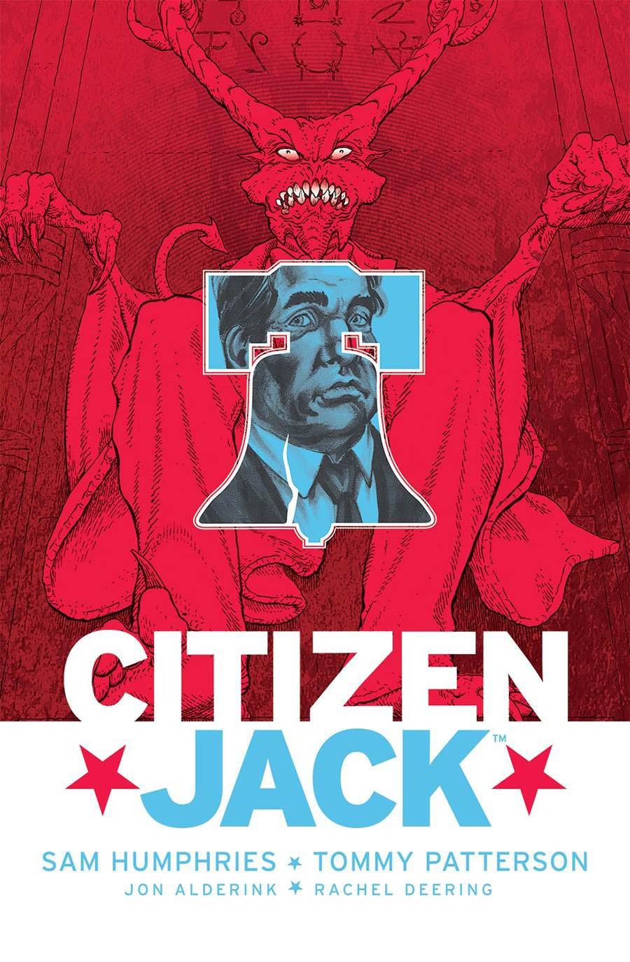 Citizen Jack #5 Cover A Tommy Patterson & Dylan Todd