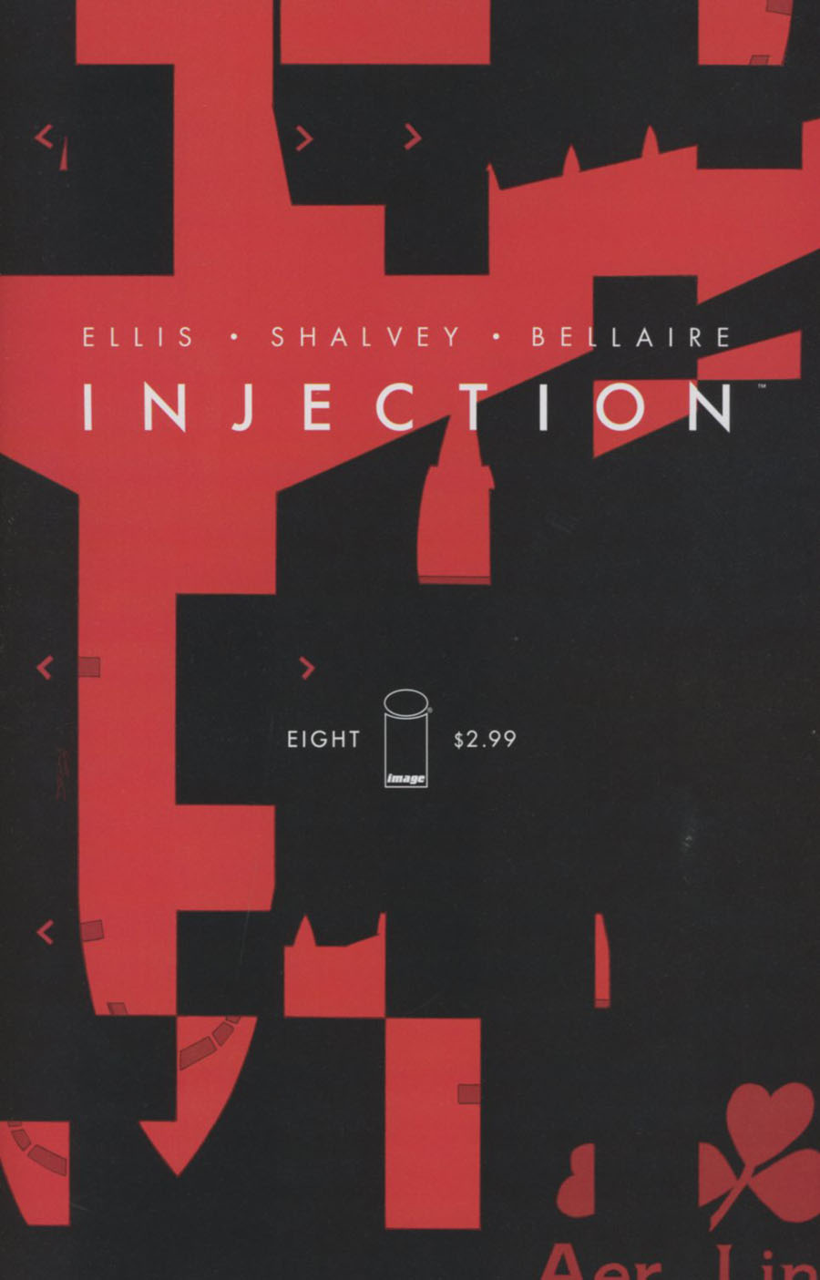 Injection #8 Cover B Declan Shalvey
