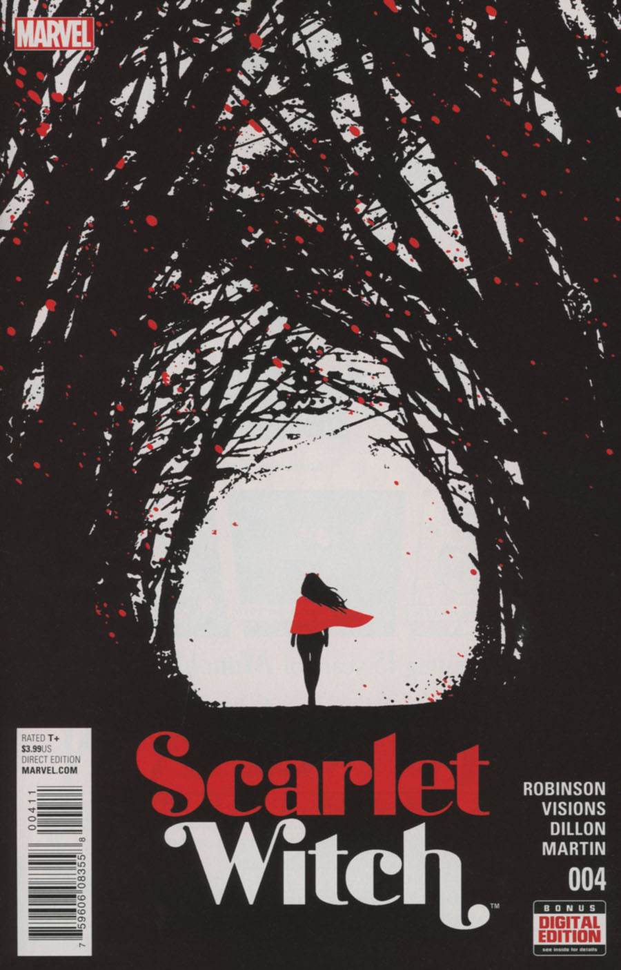 Scarlet Witch Vol 2 #4 Cover A Regular David Aja Cover