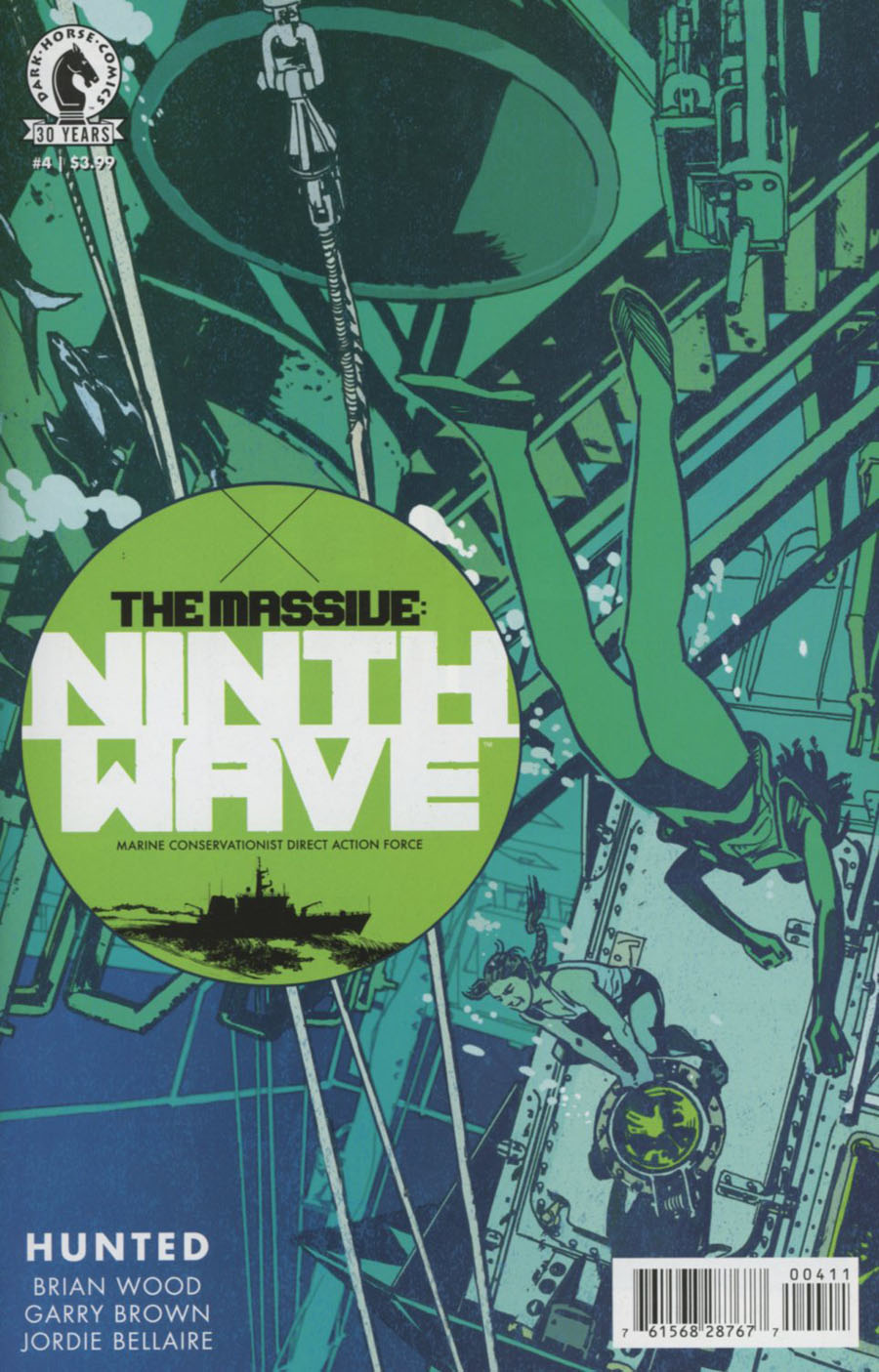 Massive Ninth Wave #4