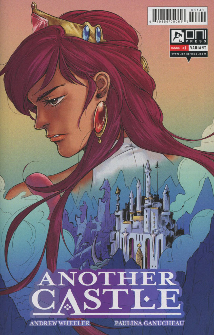 Another Castle #1 Cover B Variant Irene Koh Cover