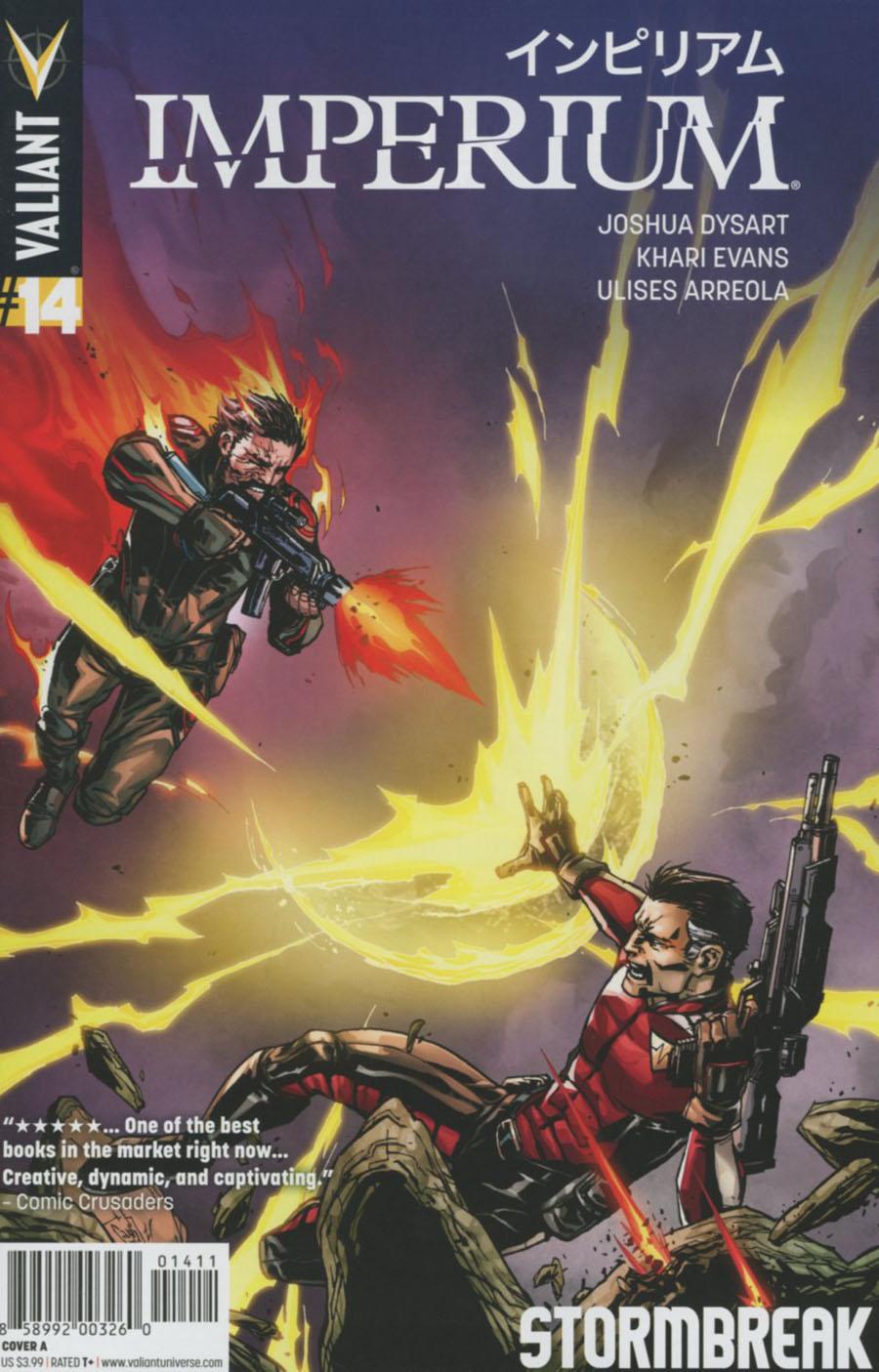 Imperium #14 Cover A Regular Giuseppe Camuncoli Cover