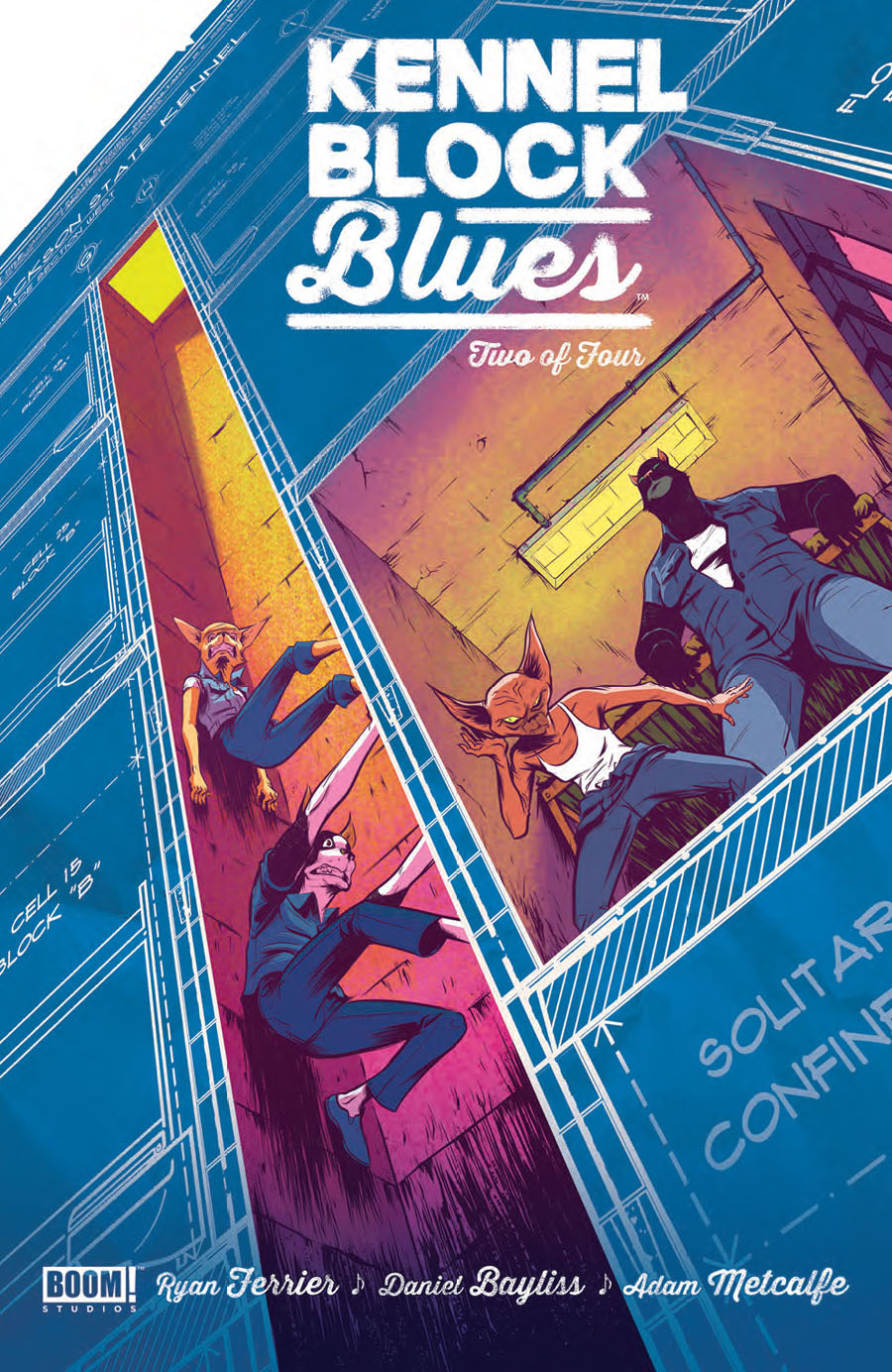 Kennel Block Blues #2