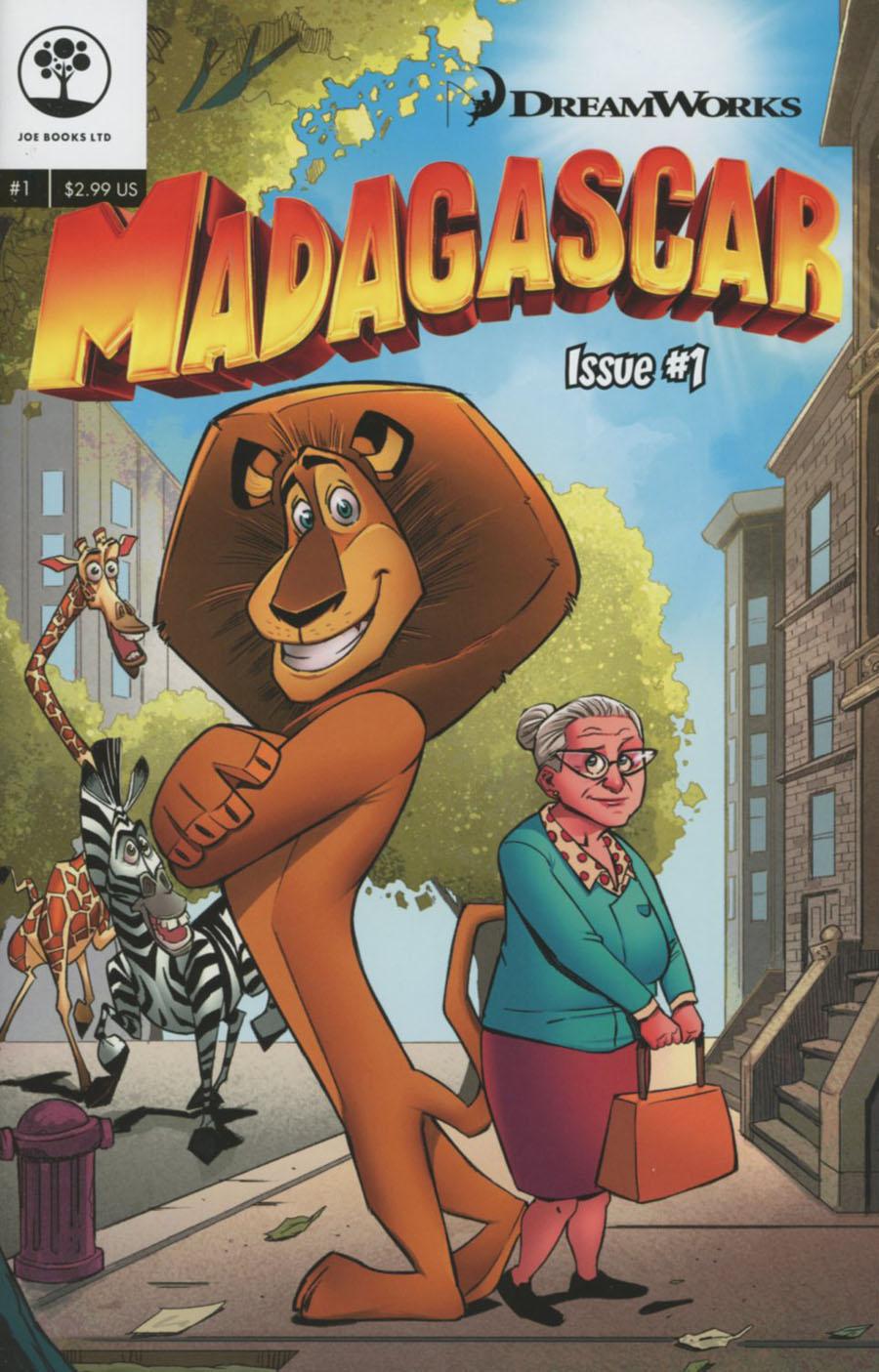 Madagascar #1