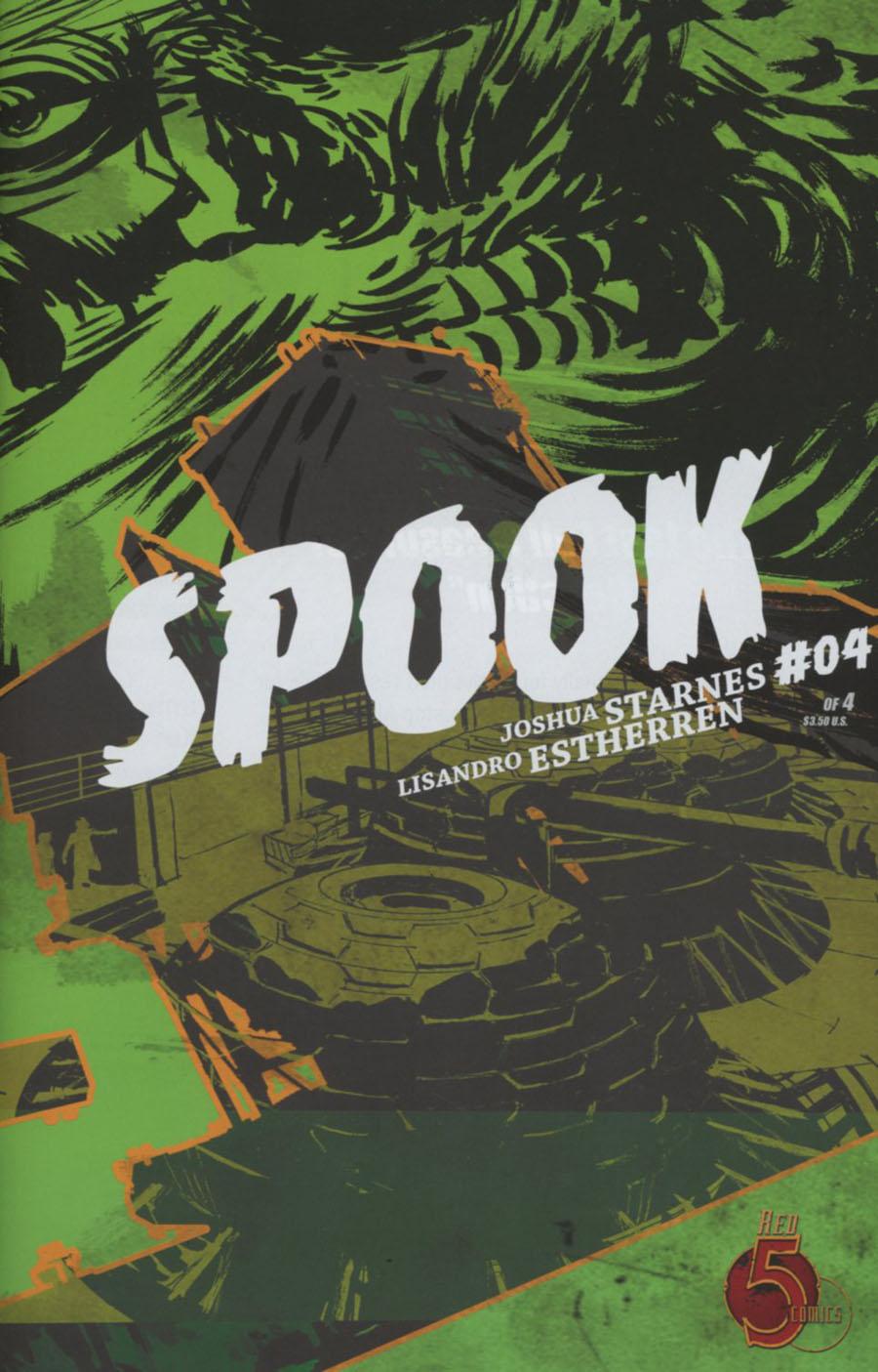 Spook (Red 5 Comics) #4