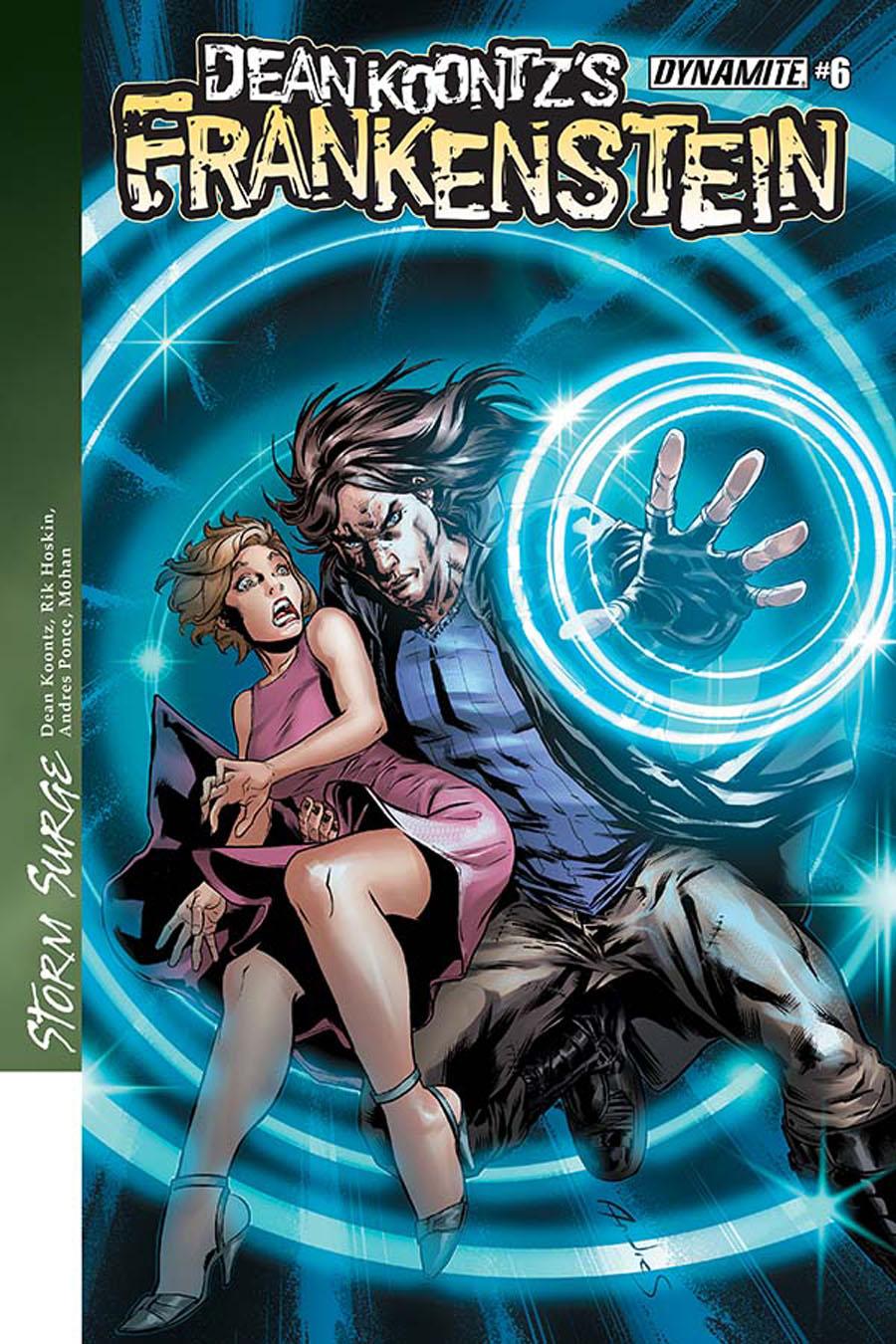 Dean Koontzs Frankenstein Storm Surge #6