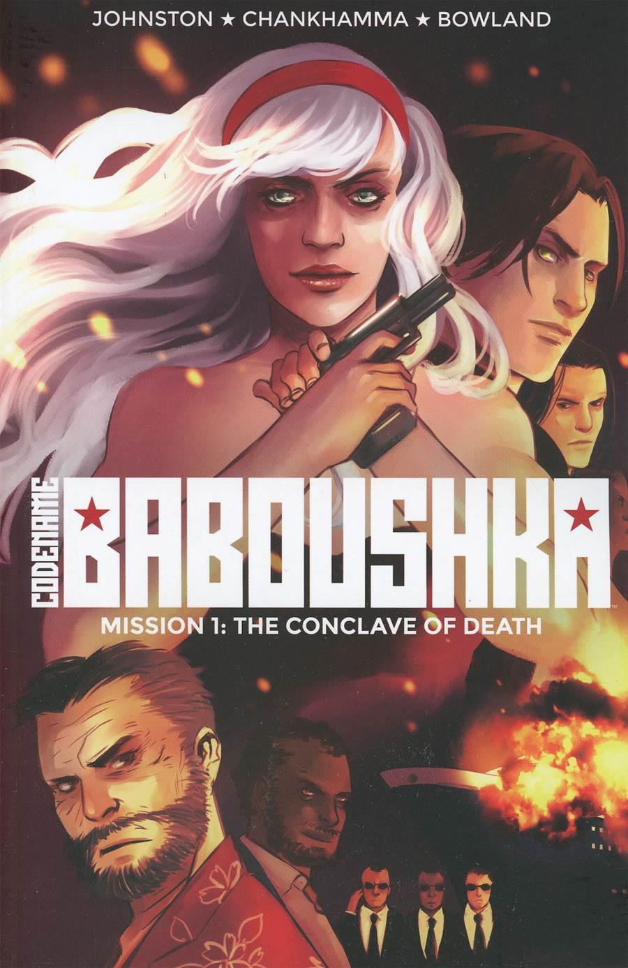 Codename Baboushka Vol 1 Conclave Of Death TP