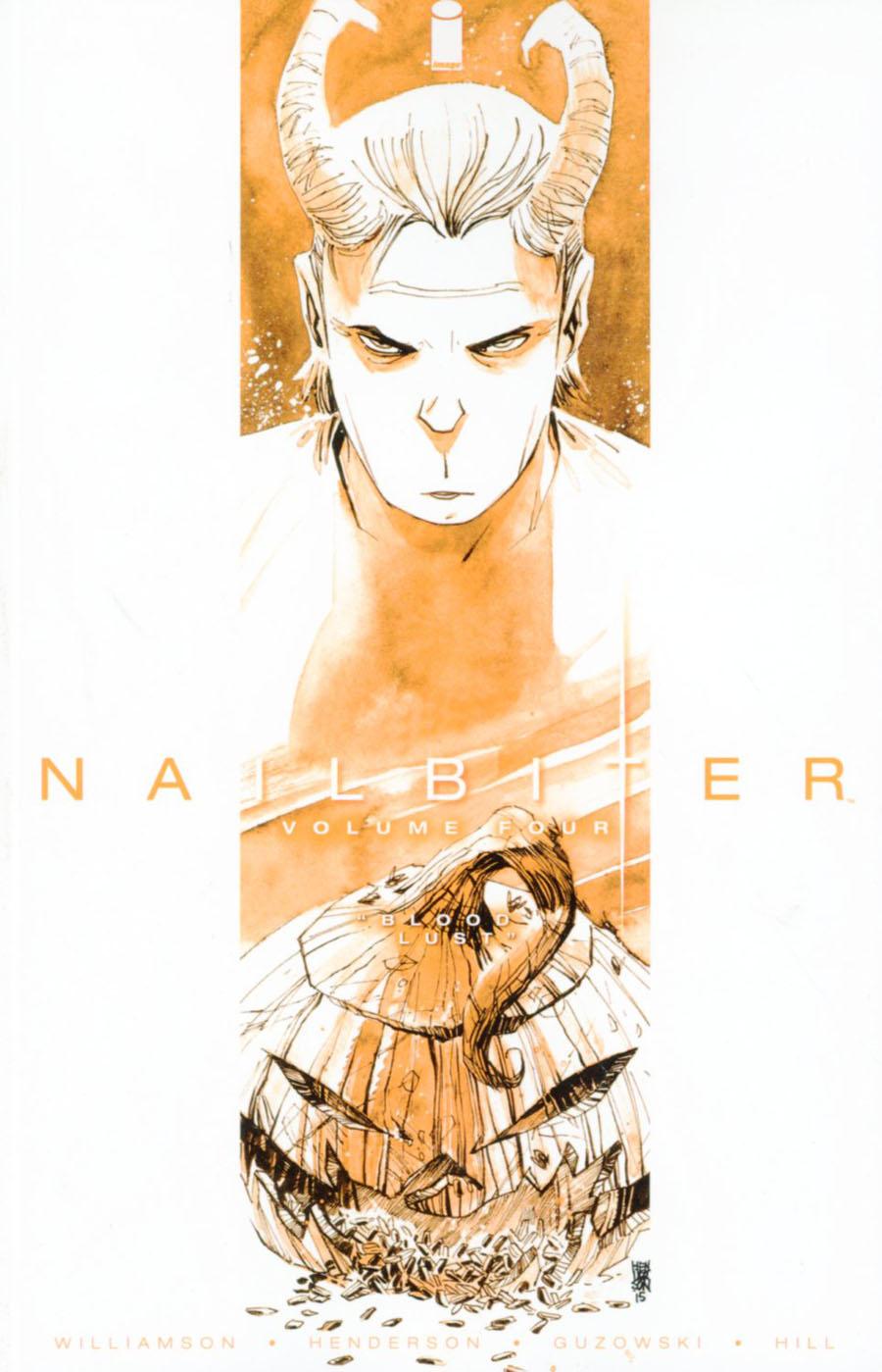 Nailbiter Vol 4 Blood Lust TP