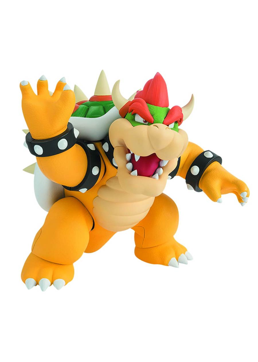 Super Mario S. H. Figuarts - Bowser Action Figure