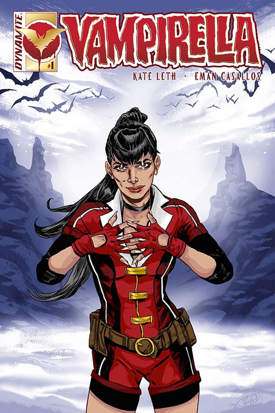 Vampirella Vol 6 #1 Cover I Incentive Ming Doyle Variant Cover
