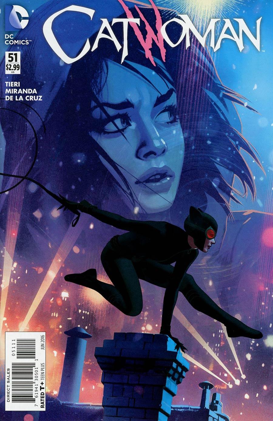 Catwoman Vol 4 #51