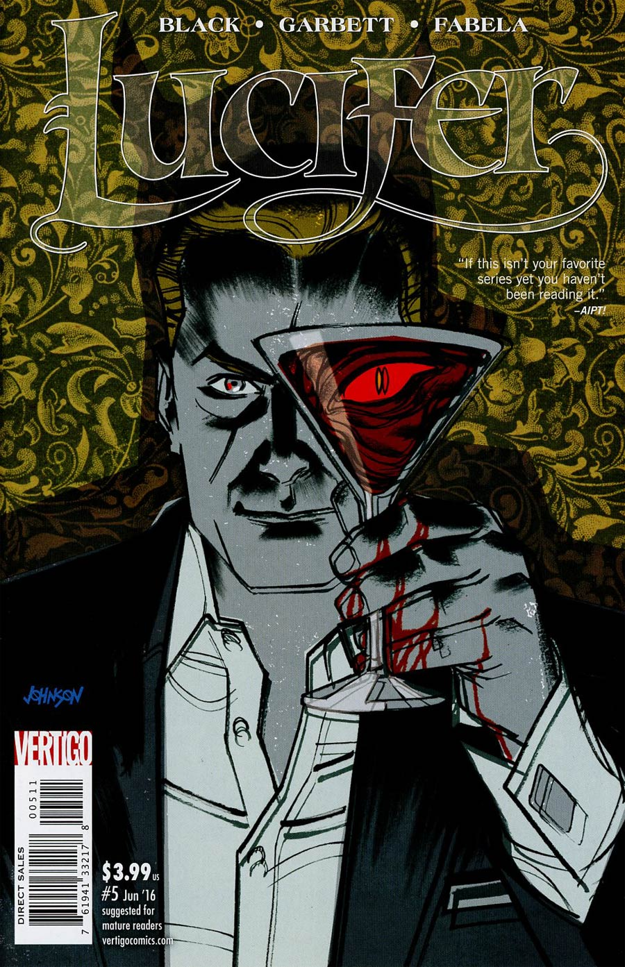 Lucifer Vol 2 #5