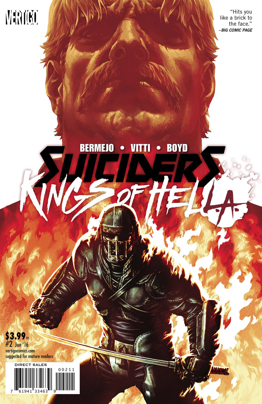 Suiciders Kings Of HelL.A. #2