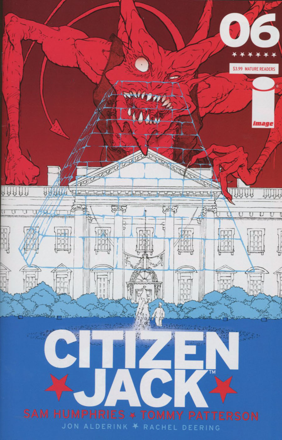 Citizen Jack #6 Cover A Tommy Patterson & Dylan Todd
