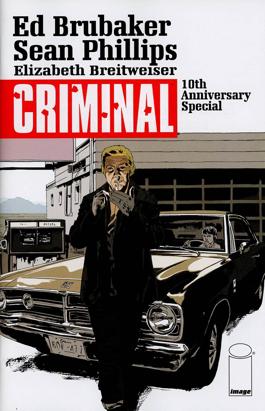 Criminal 10th Anniversary Special Edition Cover A Comic Format