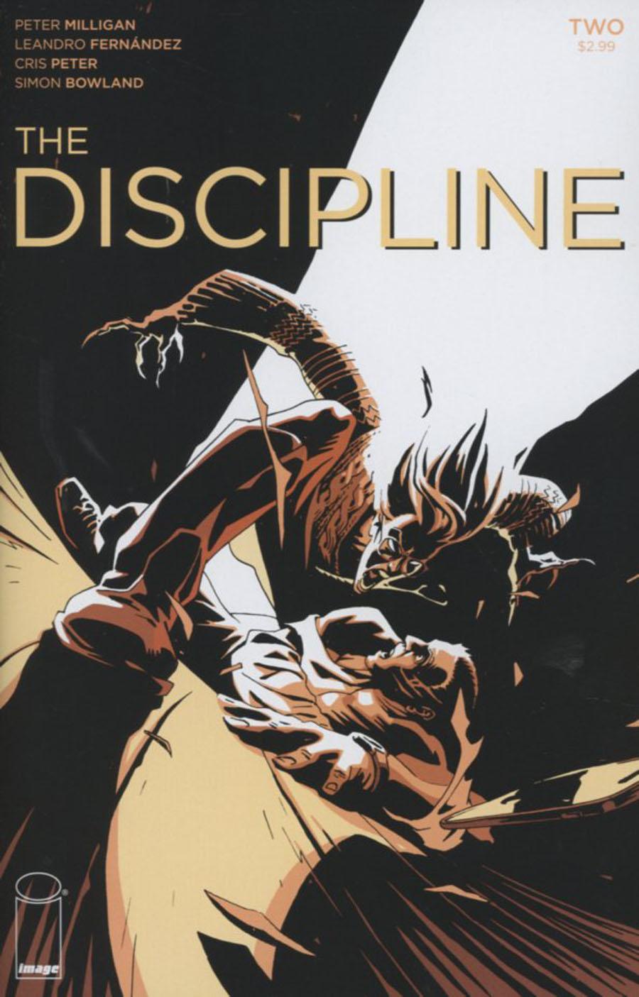 Discipline #2 Cover A 1st Ptg