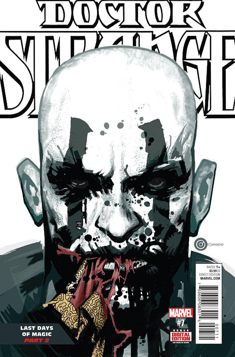 Doctor Strange Vol 4 #7 Cover A Regular Chris Bachalo Cover