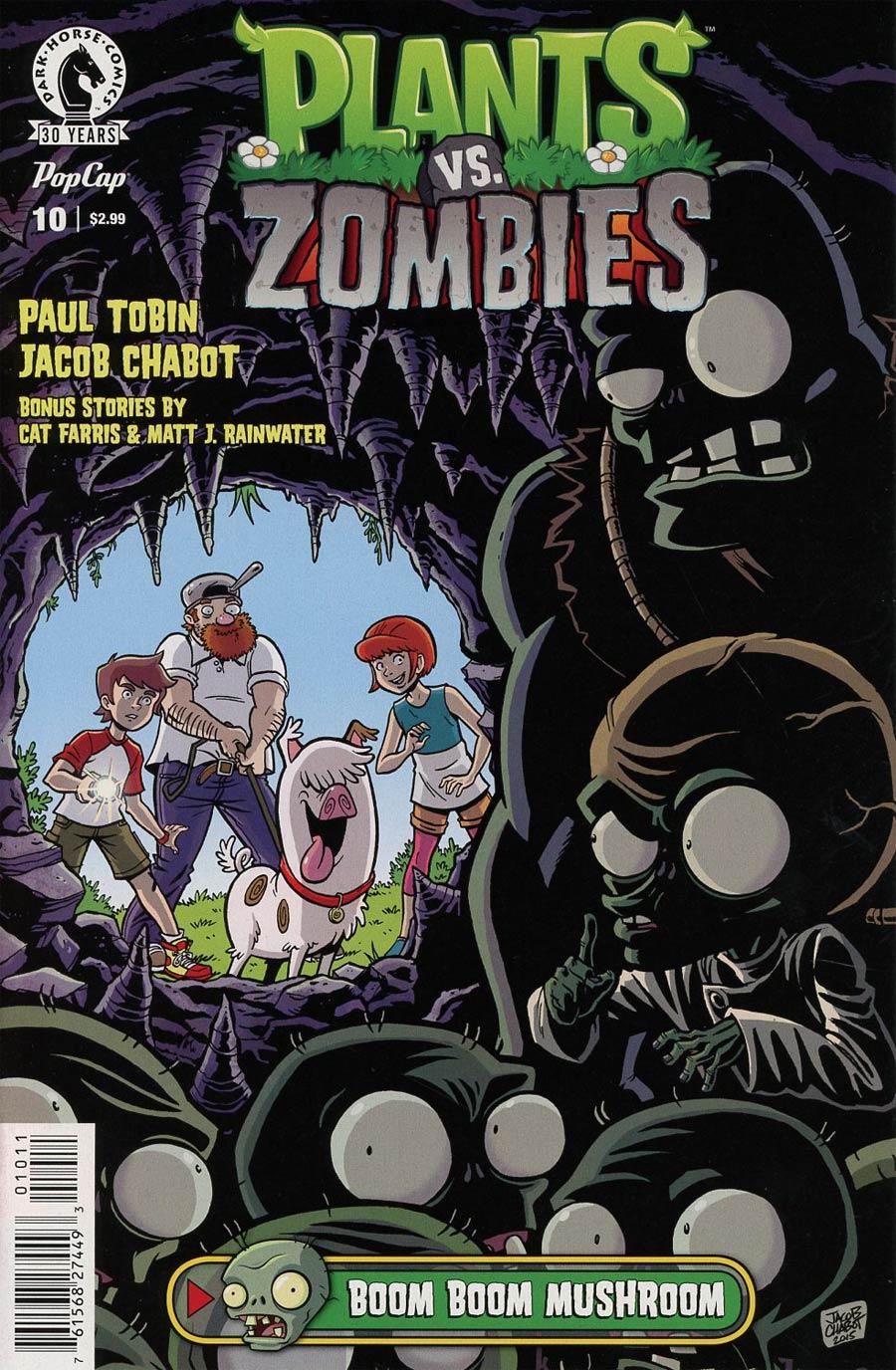 Plants vs Zombies #10