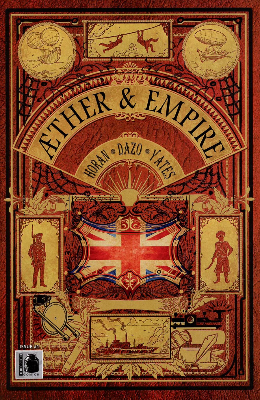 Aether And Empire #1