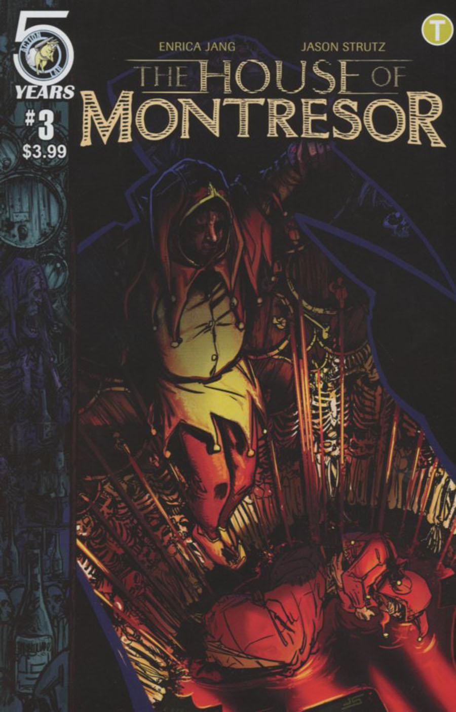 House Of Montresor #3