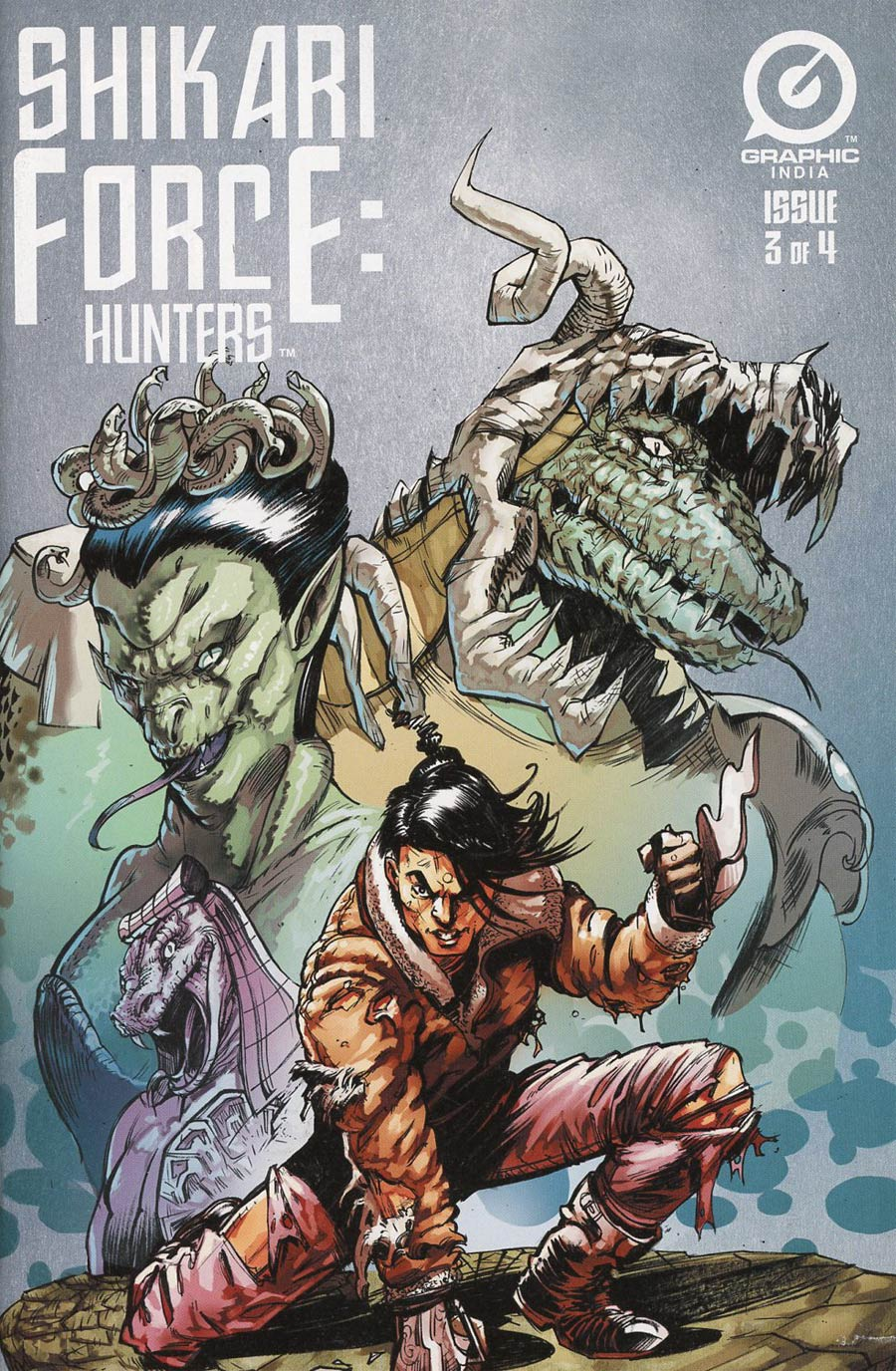 Shikari Force Hunters #3