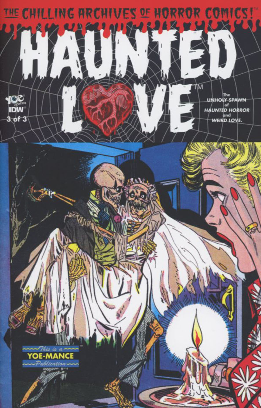 Haunted Love (IDW) #3