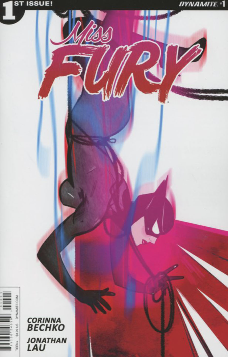 Miss Fury Vol 3 #1 Cover A Regular Tula Lotay Cover
