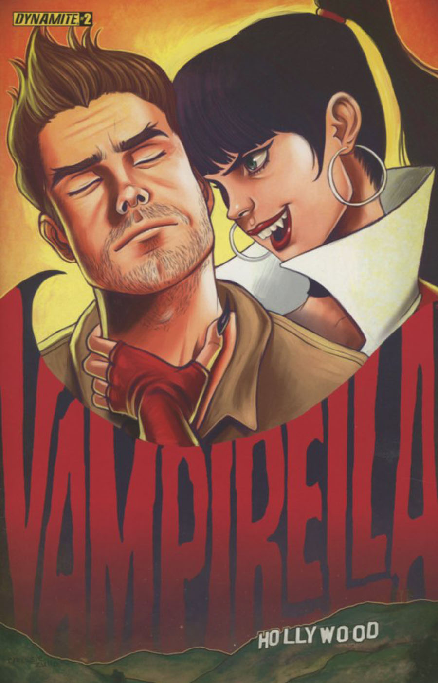 Vampirella Vol 6 #2 Cover A Regular Chrissie Zullo Cover