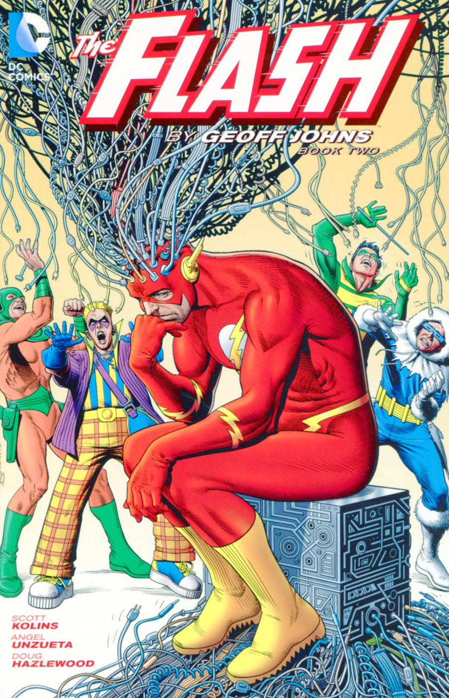 Flash By Geoff Johns Book 2 TP