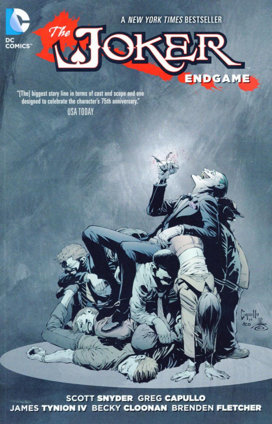 Joker Endgame TP (New 52)