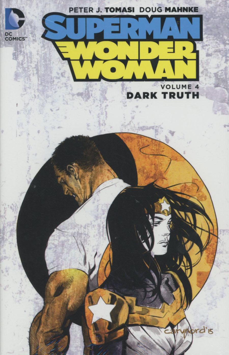 Superman Wonder Woman (New 52) Vol 4 Dark Truth HC