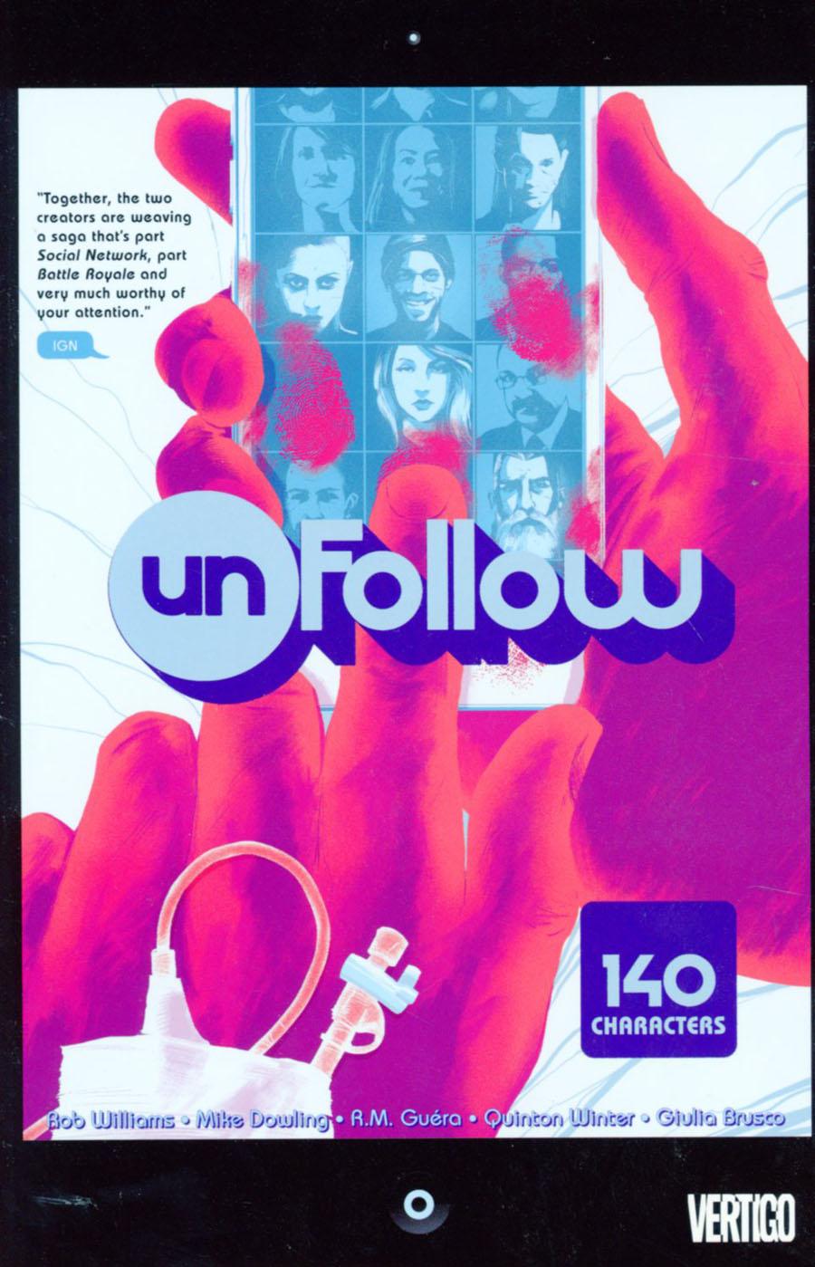 Unfollow Vol 1 140 Characters TP