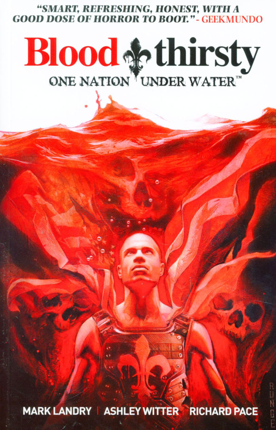 Bloodthirsty One Nation Under Water TP