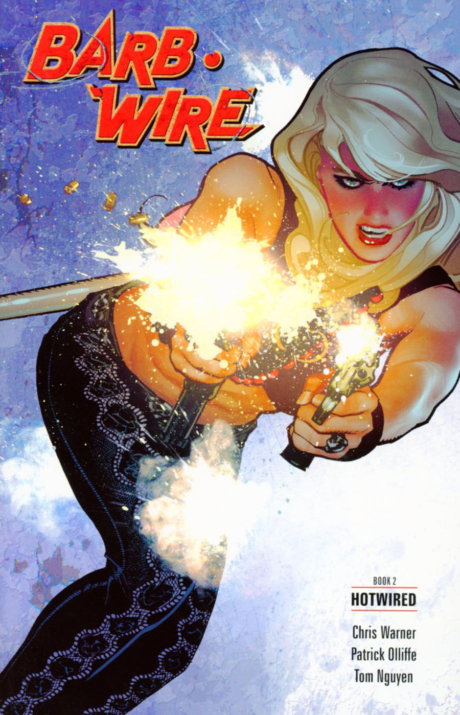 Barb Wire Vol 2 Hotwired TP