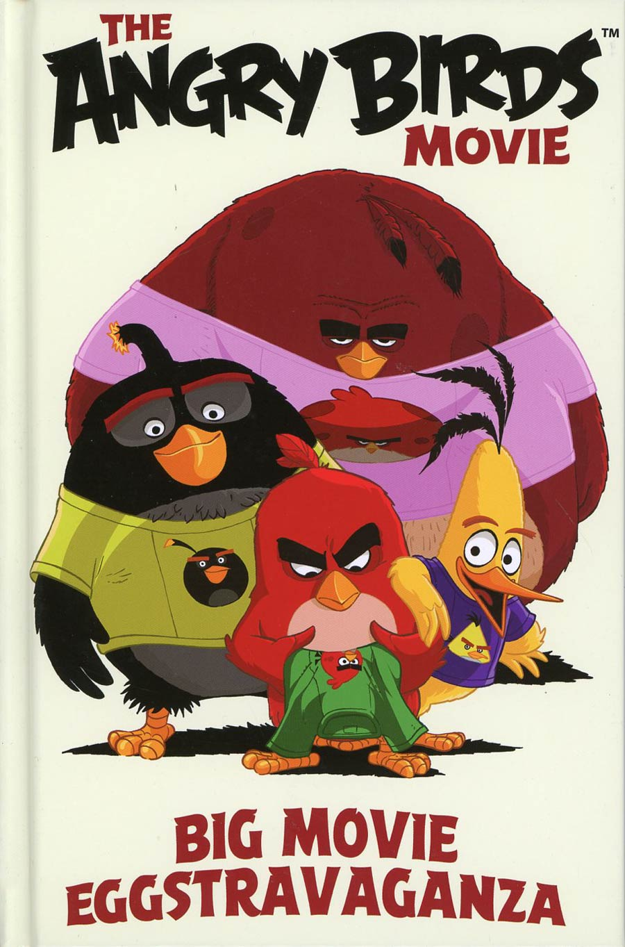 Angry Birds Movie Big Movie Eggstravaganza HC