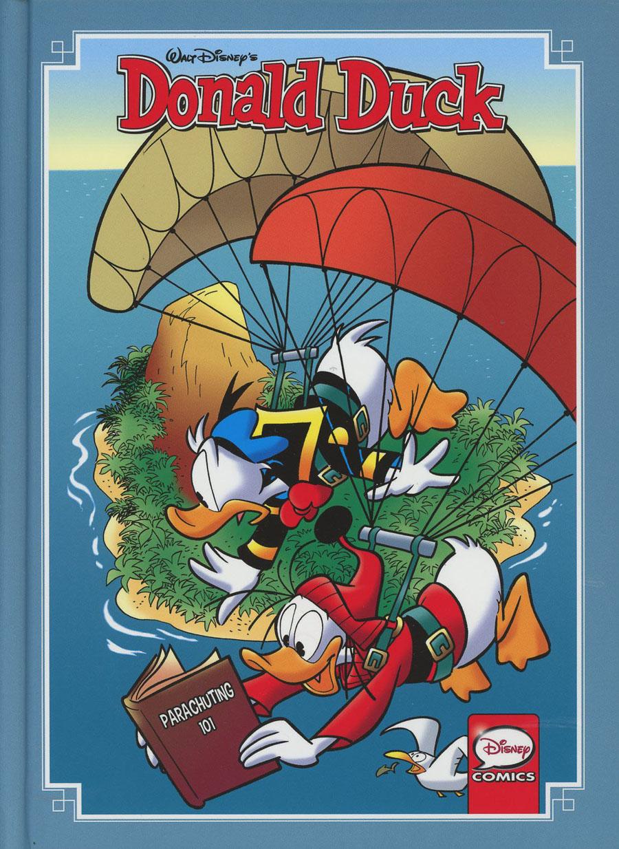 Walt Disneys Donald Duck Timeless Tales Vol 1 HC