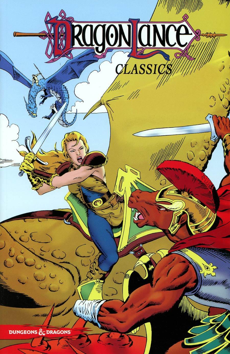 Dragonlance Classics Vol 3 TP