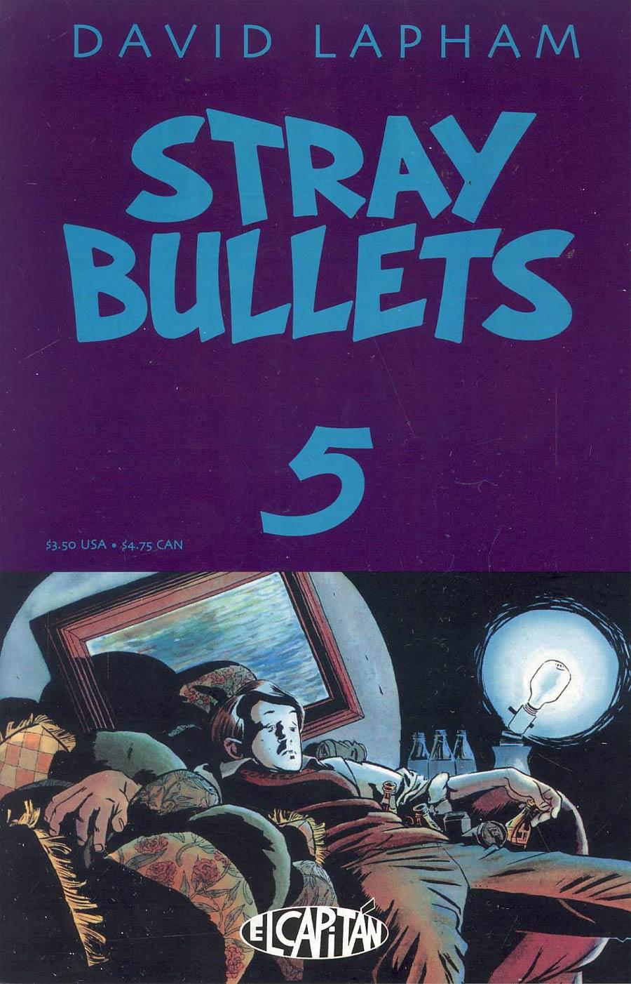 Stray Bullets #5 3rd Printing