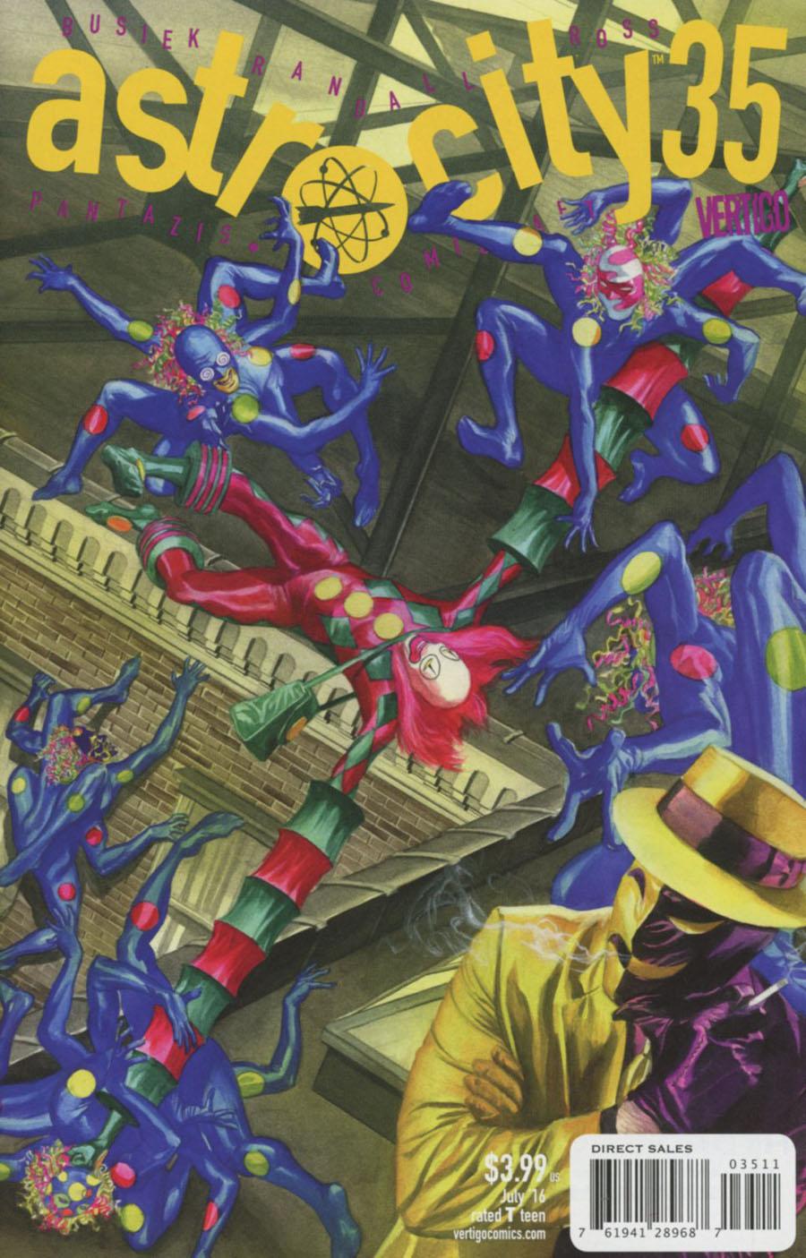 Astro City Vol 3 #35