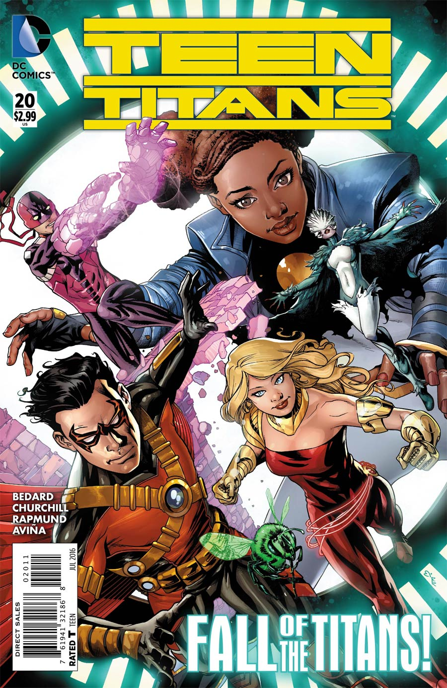 Teen Titans Vol 5 #20