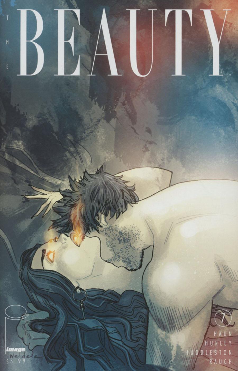 Beauty #7 Cover B Brett Weldele